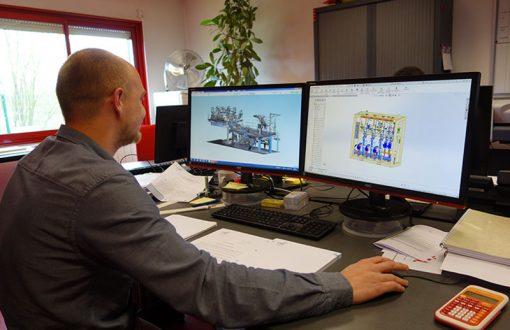 Ingénierie : TSI conçoit, réalise et installe vos projets